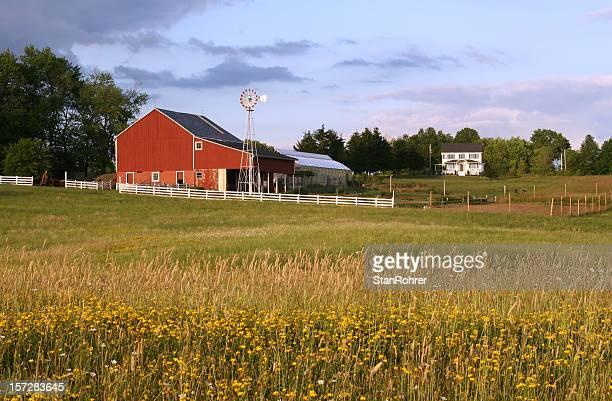 Ohio Farm Barn