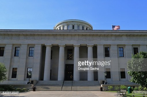 Columbus (IN) United States  city photos : ... view of the Ohio Statehouse Building in Columbus, Ohio, United States