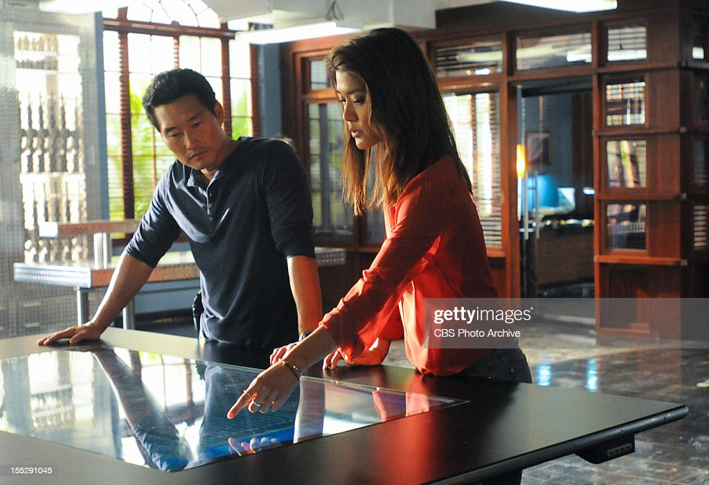 'Ohuna' -- The team (Daniel Dae Kim, left and Grace Park, right) investigates the murder of a young computer hacker, on HAWAII FIVE-0, Monday, Nov. 19 (10:00-11:00 PM, ET/PT) on the CBS Television Network.