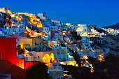 Oia Magic Lights