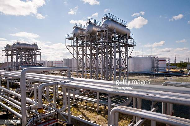 Industria petrolifera e del Gas