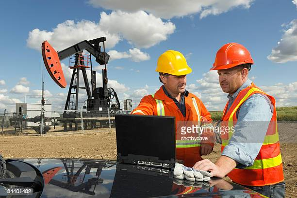 Oil Engineers and Computer