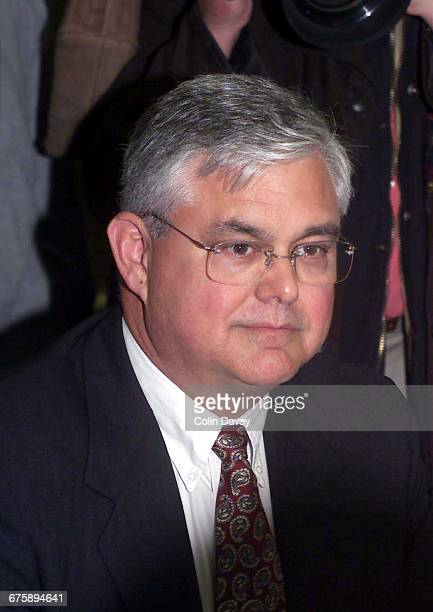 Oil executive Gary Jones of Total Fina joins the Home Secretary's Fuel Supply Task Force 15th September 2000