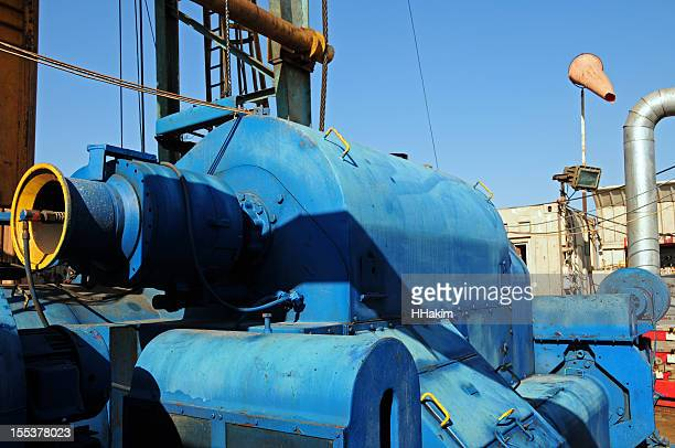 Oil & Gas Industry - Drawworks