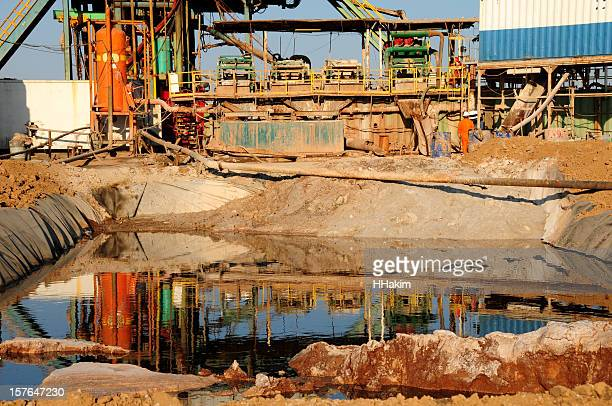 Oil & Gas Industry - Reserve Pit