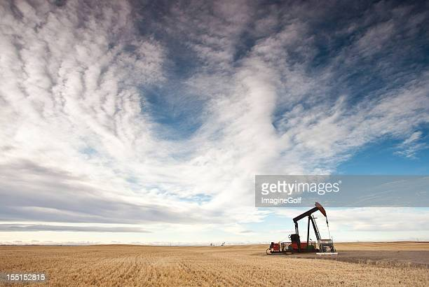 Oil Industry in the United States Midwest