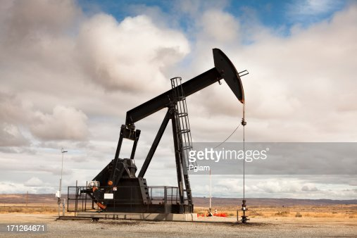 Oil industry well pumps