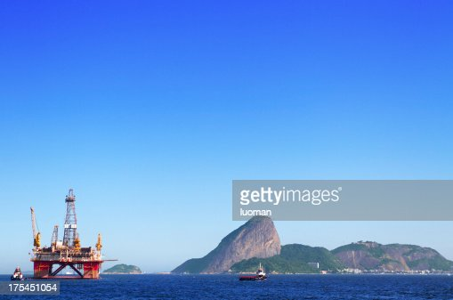 Oil platform