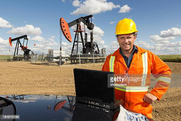 Oil Pump and Computer