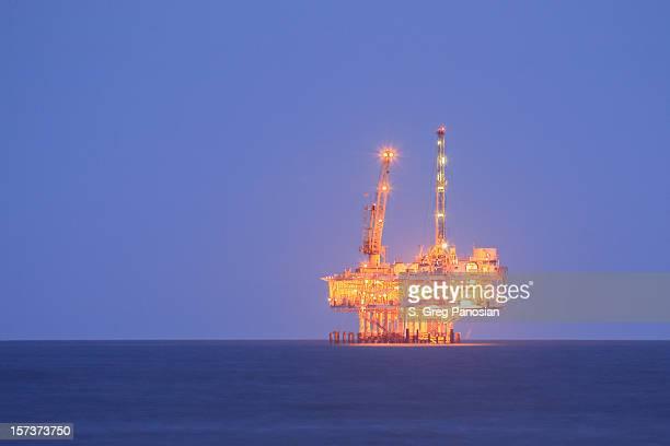 石油掘削装置