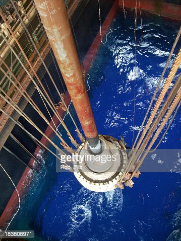 Oil Rig riser and slip joint