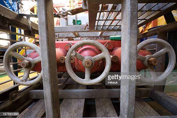 oil rig valves