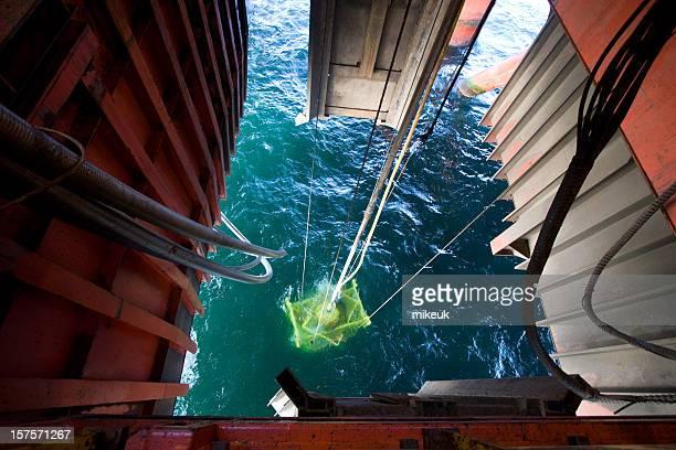 oil rig wellhead