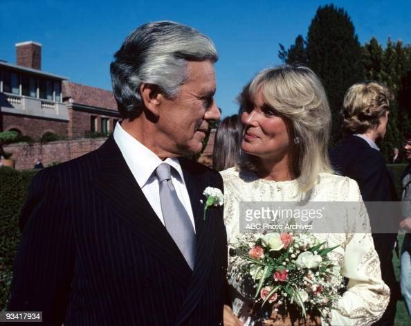 DYNASTY 'Oil' Season One 1/12/81 Blake Carrington finally married Krystle Grant Jennings