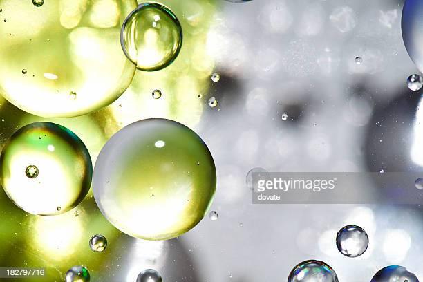 Boules de pétrole