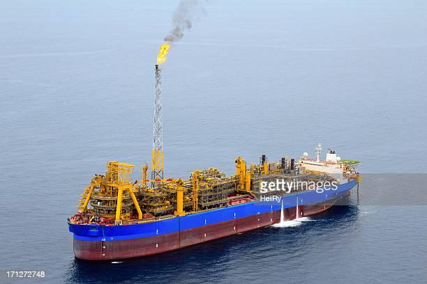 FPSO 石油タンカー