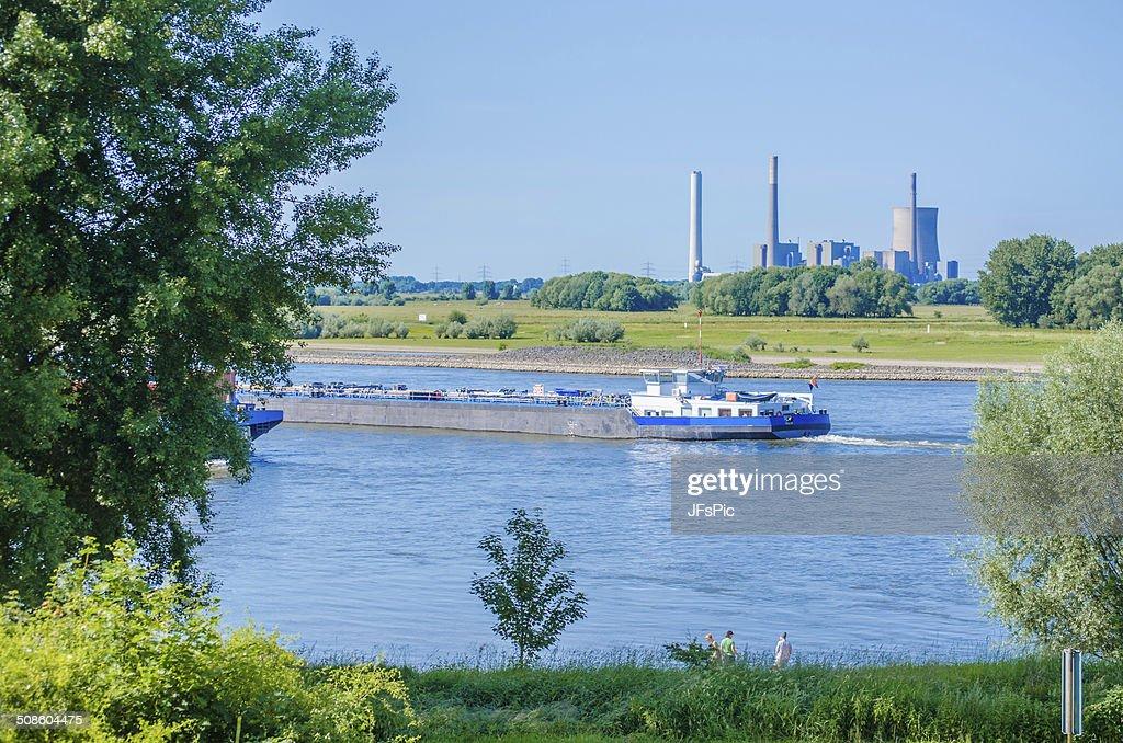 Öltanker : Foto de stock