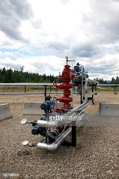 Oilfield - Wellhead
