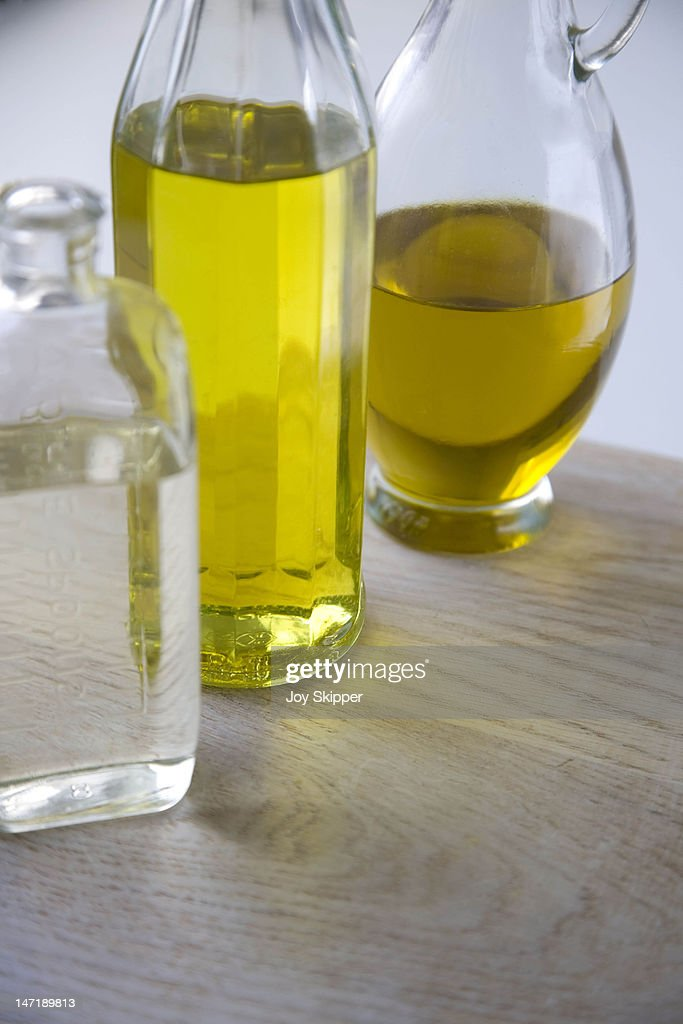 Oils : Stock Photo