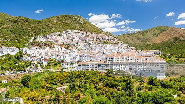 Ojen, Malaga Province, Spain