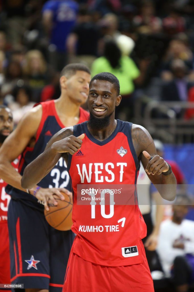 NBA D-League All Star Game 2017