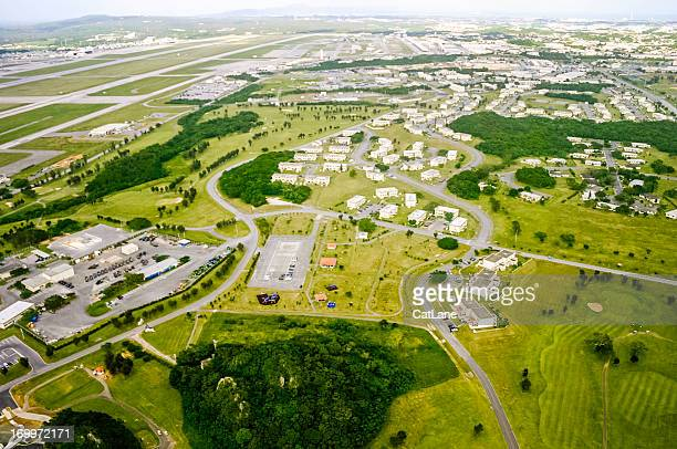 Okinawa, Japan: Aerial View
