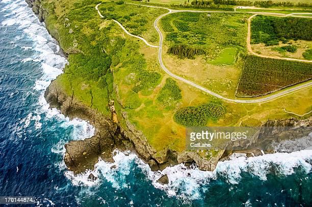 Okinawa, Japón: Vista aérea