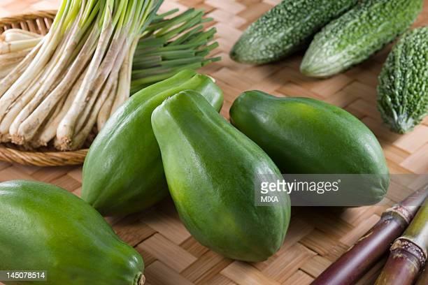 Okinawan Vegetables