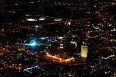 Oklahoma City night lights