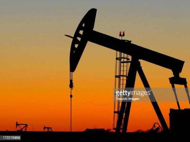 Oklahoma pompa dell'olio