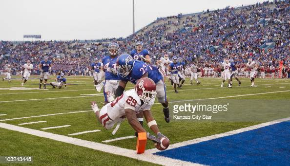 Kansas Vs Oklahoma Pictures Getty Images