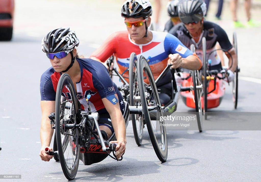 2016 Rio Paralympics - Day 8