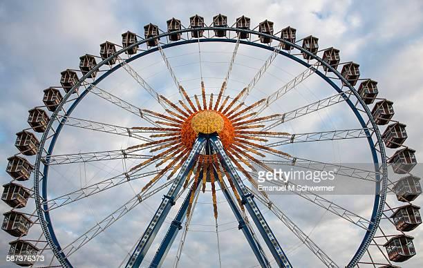 Oktoberfest Big Wheel