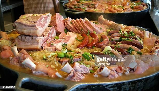 Casserole de viande pour l'Oktoberfest