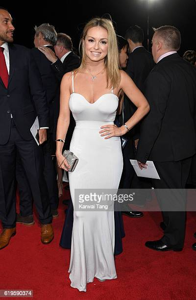 Ola Jordan attends the Pride Of Britain Awards at The Grosvenor House Hotel on October 31 2016 in London England