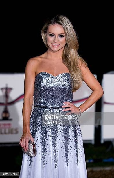 Ola Jordan attends The Sun Military Awards at National Maritime Museum on December 11 2013 in London England