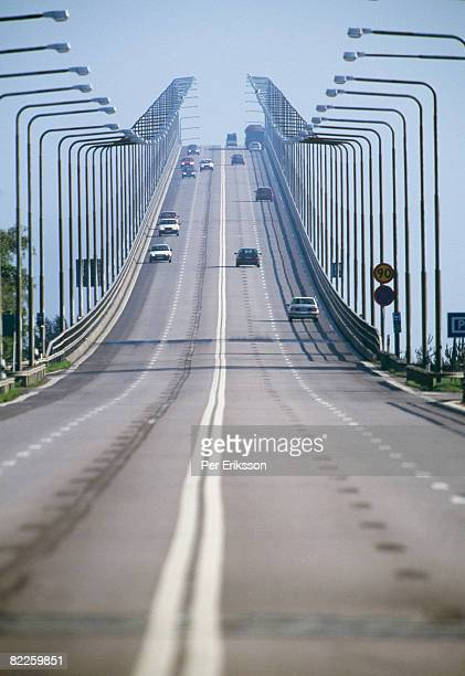 Oland bridge Sweden.