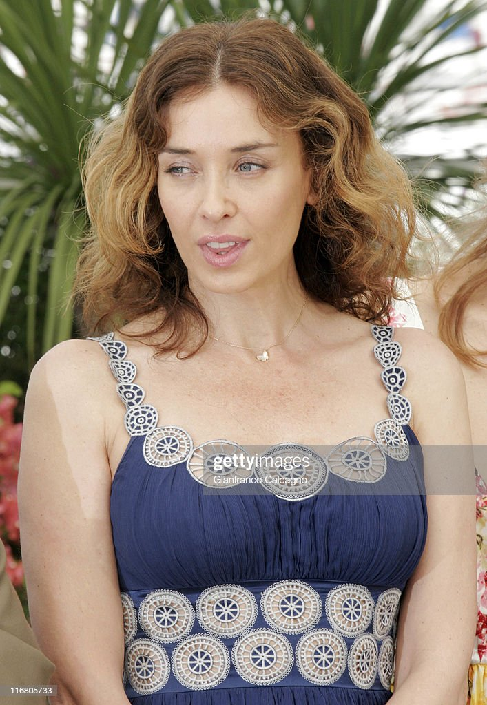 Olatz Lopez Garmendia during 2007 Cannes Film Festival - Le Scaphandre et le Papillon (The Diving Bell and the Butterfly) Photocall at Palais des Festivals in Cannes, France.