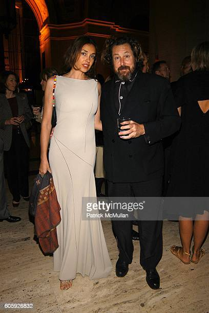 Olatz Schnabel and Julian Schnabel attend VANITY FAIR Tribeca Film Festival Party hosted by Graydon Carter and Robert DeNiro at The State Supreme...