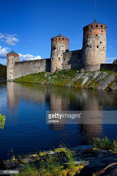 Olavinlinna Castle Finland