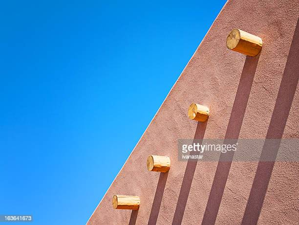 Old adobe house, Southwest Architectural Detail