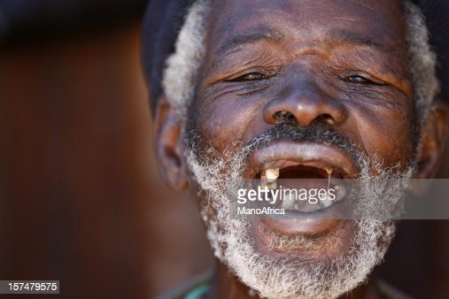 Larry african old man 10