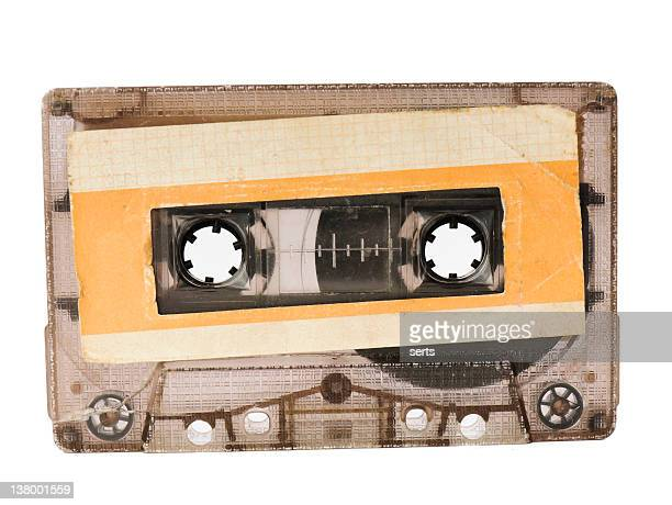 Old and dirty cassette