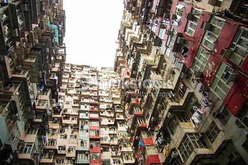Farbiges Modernes Appartement Hong Kong ~ Kreative Ideen für ...