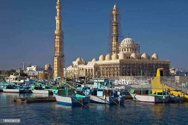 Alte arabische Marina