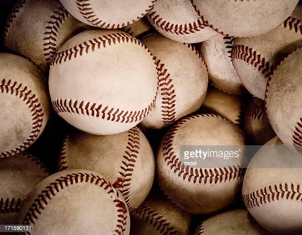 Ancien Ballon de baseball