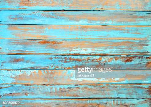 Old beach wood background : Stock Photo