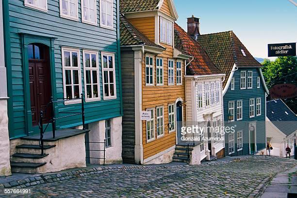 Old Bergen Museum.