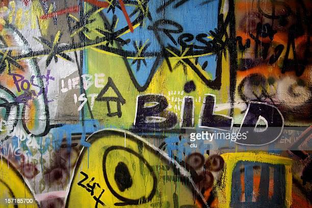 Alte Mauer graffiti