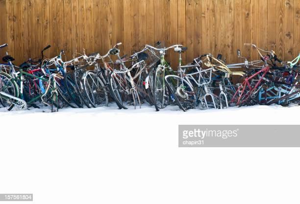 Old Bicycles Never Die
